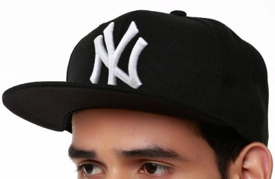 GVC Embroidered Huntsman Era NY Sprinkled Baseball Snapback Cap