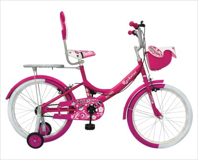 Rockstar Twin 20 T Recreation Cycle Single Speed, Pink, Purple, Red  Rockstar Cycles
