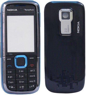 Boom Replacement Full Body Housing Panel For Nokia 5130 Xpress Music Full Panel(Blue)
