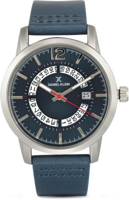 Daniel Klein DK11509-2  Analog Watch For Men