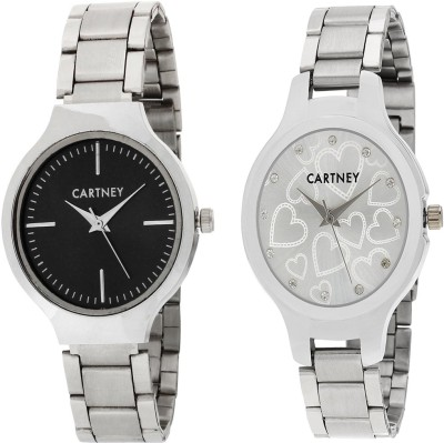 View Cartney Pack of 2 Watch  - For Girls  Price Online