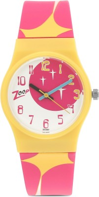 Zoop C3028PP07  Analog Watch For Kids