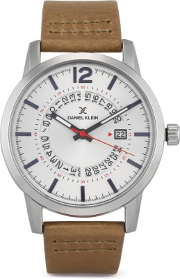 Daniel Klein DK11509-3  Analog Watch For Men