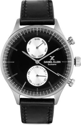 Daniel Klein DK11612-2  Analog Watch For Men