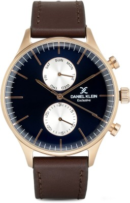 Daniel Klein DK11612-5  Analog Watch For Men