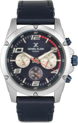 Daniel Klein DK11351-3  Analog Watch For Men