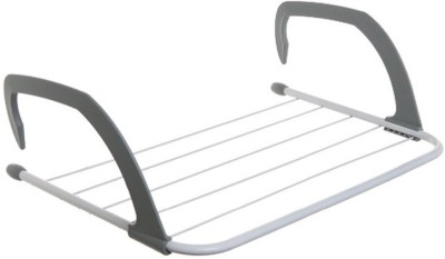 Jubilant Lifestyle Steel Wall Cloth Dryer Stand(Multicolor)  available at flipkart for Rs.399