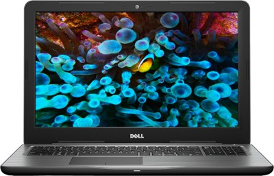 Dell Inspiron Core i3 6th Gen - (4 GB/1 TB HDD/Linux) 5559 Laptop(15.6 inch, Black, 2.36 kg)