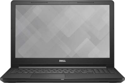 Dell Inspiron Pentium Quad Core - (4 GB/500 GB HDD/Ubuntu) 3552 Laptop(15.6 inch, Black, 2.1 kg)
