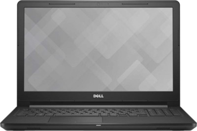 Dell Vostro 15 3000 Core i3 6th Gen    4  GB/1 TB HDD/Linux  3568 Laptop 15.6 inch, Black, 2.18 kg
