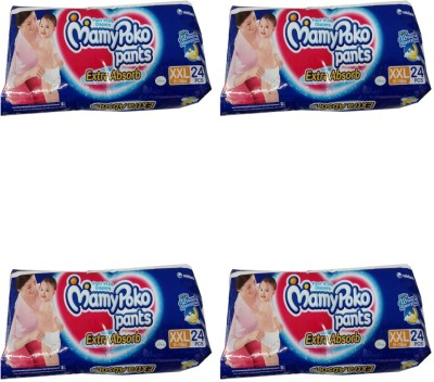 MamyPoko Diapers - XXL(4 Pieces)