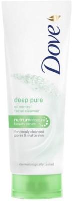 Dove Deep Pure Face Wash