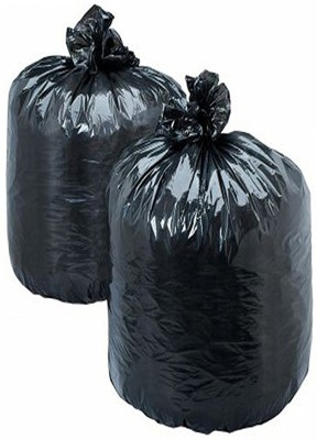 Eware 835 Medium 100 L Garbage Bag(Pack of 100)