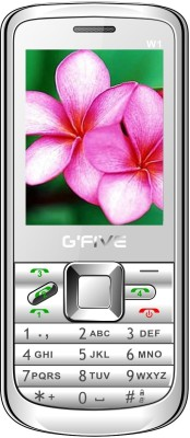 Gfive W1(White (Four Sim, 3000 mAh Battery))