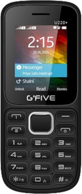 Gfive U220+ Black   Red