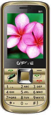 Gfive W1(Golden (Four Sim, 3000 mAh Battery))