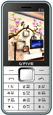 Gfive Z15(White & Gold)
