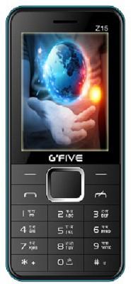 Gfive Z15(Black & Blue)