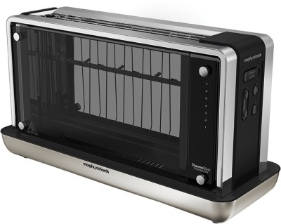 Morphy Richards Redefine 1600 W Pop Up Toaster(Glass) at flipkart