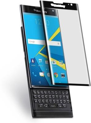Flipkart SmartBuy Tempered Glass Guard for Blackberry Priv (5.4 inch, Black) (Full Screen Coverage)(Pack of 1)
