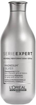 Loreal Serie Expert Magnesium Silver Neutralising Shampoo 300ml