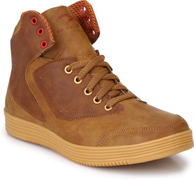 62b7b244c995 46% OFF on BB LAA Trandyy High-Ankle Poupular Boots For Men(Tan
