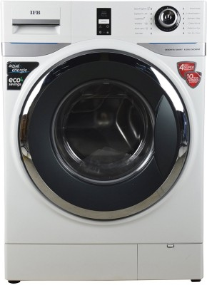 IFB 6.5 Kg Senorita Smart Fully Automatic Front Load Washing Machine White