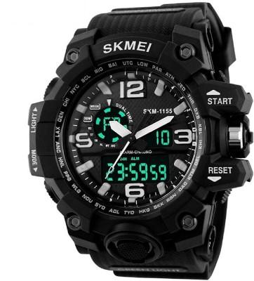 Awex 1155BLCK Analog - Digital 1155blackA1 Watch  - For Men