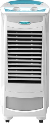 Symphony Silver Personal Air Cooler(White, 9 Litres)  available at flipkart for Rs.5499