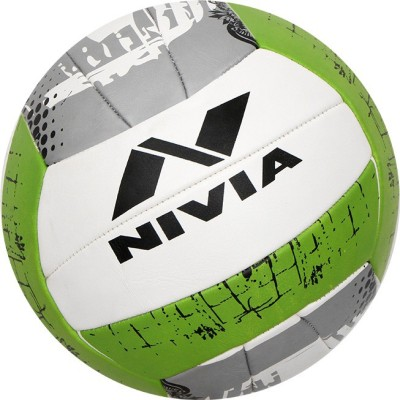 Nivia PU-5000 Volleyball - Size: 4(Pack of 1, Multicolor)  available at flipkart for Rs.740