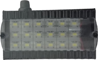 X-EON SMD -1707 Emergency Chargeable Light Emergency Lights(Brown)  available at flipkart for Rs.199