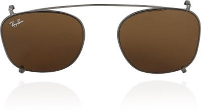Ray-Ban Rimless Square Frame(47 mm)