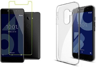 Craftech Screen Protector Accessory Combo for LG G6(Transparent)