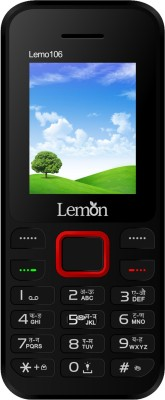 Lemon Lemo 106(Black)