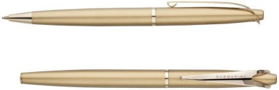 Submarine Orion Cross Cut Gold (Roller & Ball Point ) Pen Gift Set(Pack of 2)