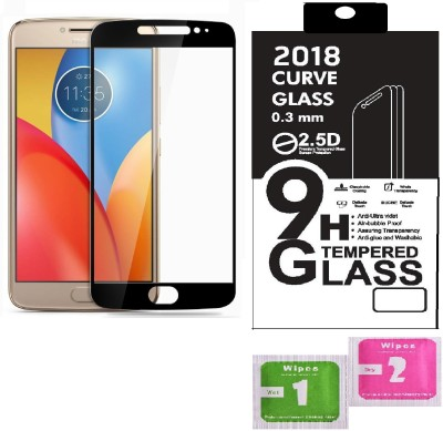 DSCASE Tempered Glass Guard for Motorola Moto E4 Plus(Pack of 1)