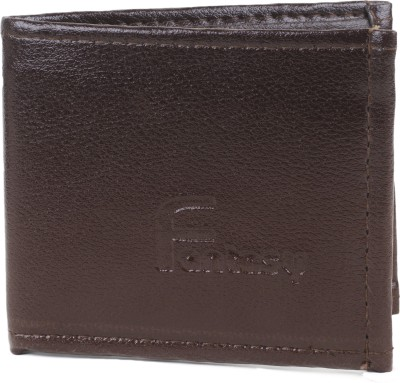 Generic Men Brown Artificial Leather Wallet(1 Card Slot)  available at flipkart for Rs.149