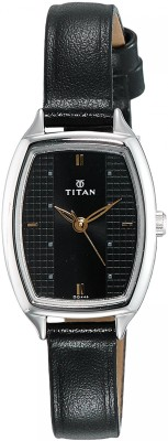 Titan 2571SL01  Analog Watch For Women
