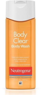 Neutrogena Body Clear Body Wash - 250ml (8.5oz)(250 ml)
