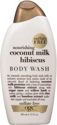 Organix Nourishing Coconut Milk Cremy Body Wash - 385ml (13oz)(385 ml)