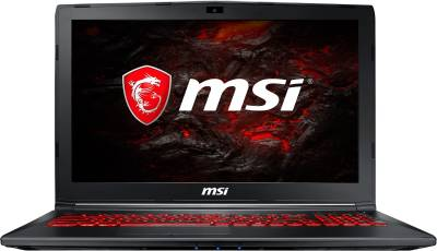 MSI Core i7 Laptops (From ₹62,990)