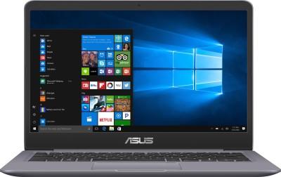 Asus EeeBook APU Quad Core E2 - (4 GB/500 GB HDD/Windows 10 Home) E402WA-GA001T Laptop(14 inch, Dark Blue, 1.65 kg)