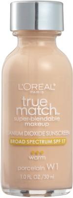 L'Oreal True Match Super Blendable Makeup Foundation(Porcelain)