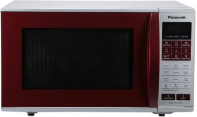 Panasonic 27 L Convection Microwave Oven(NN-CT654M, Burgundy)
