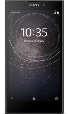 Sony Xperia L2 Dual (Black, 32 GB)(3 GB RAM)