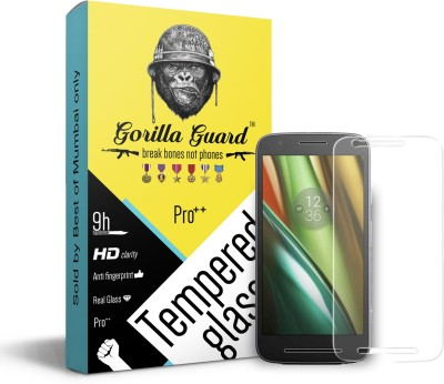 Gorilla Guard Impossible Screen Guard for Moto E3(Pack of 1)