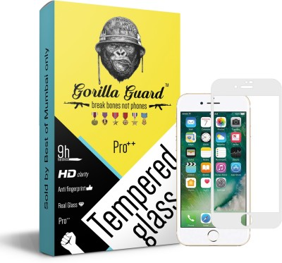 Case Creation Tempered Glass Guard for Apple Iphone 4(Pack of 1)