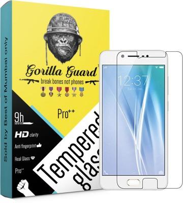 Caseline Tempered Glass Guard for Vivo V9, Vivo V9 Youth(Pack of 1)