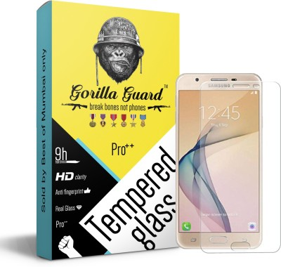 Dr. BK Tempered Glass Guard for Samsung Galaxy J5 - 2015