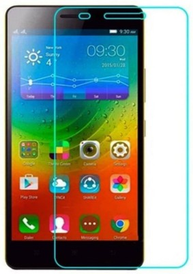 Bizone Tempered Glass Guard for Lenovo A6000 Plus(Pack of 1)